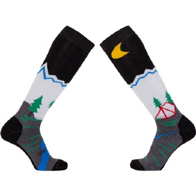 SoulOfMountain Night Socken