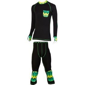 ZackForMe GREEN - SET Shirt&Pant | MEN