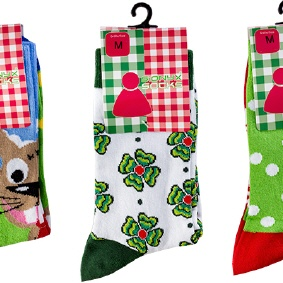 GET 3 Pay 2 - Socken in HappyPACK