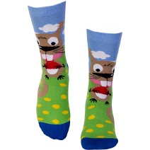 HappySquirrel Socken