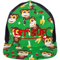 Monkeys Snapback Cap