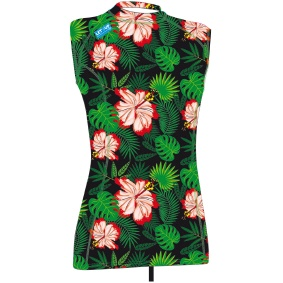 Jungle Top Lycra women