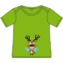 Wolpertinger KIDS T-Shirt